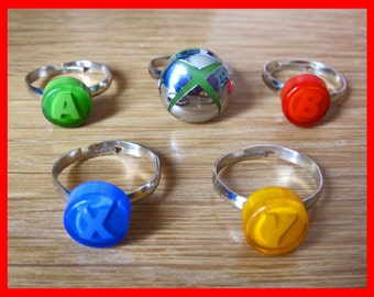 Xbox Button Ring