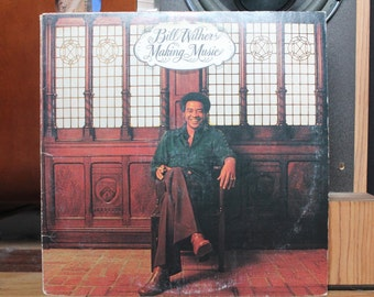 Bill Withers - Making Music - vinyl record