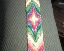 Rainbow Loomed Bracelet