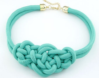 Adorn by LuLu- Knotted Necklace