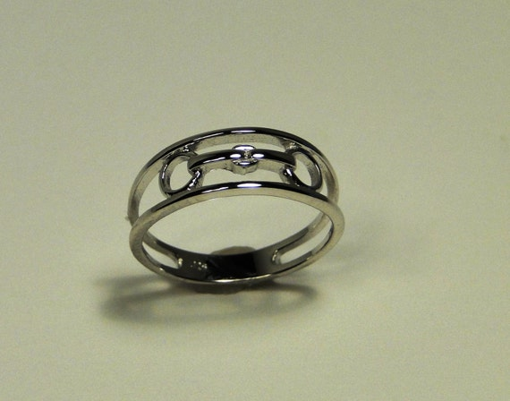 simplicity equestrian silver snaffle bit ring sizes