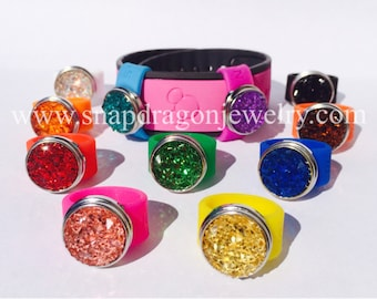 """Snap Jewelry """"SLIDERS"""" for Disney Magic Bands - Snapdragon Jewelry"""