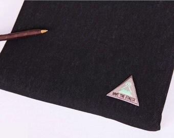 Stretchy Knit Fabric Black