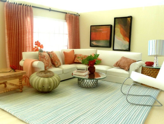 Complete Your Room With A Peach Ensemble Of Accessories