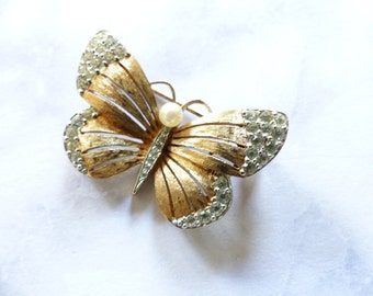 Vintage Panetta Butterfly