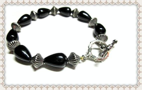 Men's Bracelets~ Men's Beaded Bracelets~ Bead Bracelets~Chunky Bracelets~Men's Jewellery