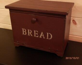 Primitive Nesting Box Cabinet Cupboard Vegetable Bin