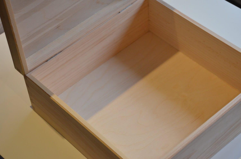 Large Unfinished Antique Wood Box Purse  |Large Unfinished Wooden Boxes