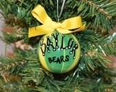 Baylor Ornament