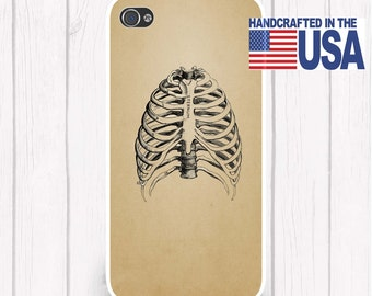 Sternum and Ribs Personalized Phone Case  iPhone 5 iPhone 5S iPhone 5C iPod Samsung iPhone 4/4S iPhone 6 iPhone6