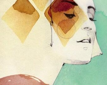 Prisma, 2013 Fine Art Print