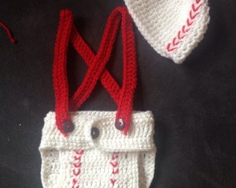 Diaper Cover with Hat