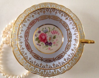 Paragon China Tea Cup & Saucer