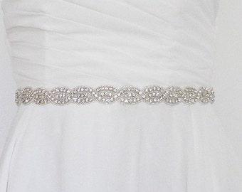Wedding braid belt