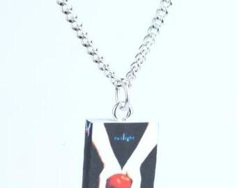 Twilight Series Book Novel Necklace