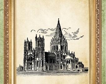 Church Art Prints Religious Prints
