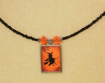 Wicked Witch Necklace