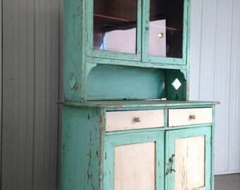 Kitchen Cabinets Ideas kitchen cabinet display sale : Vintage kitchen cabinet – Etsy