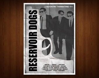Reservoir Dogs Poster (Multiple Sizes)