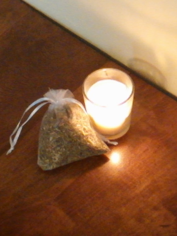 Votive Candle & Balsam Fir