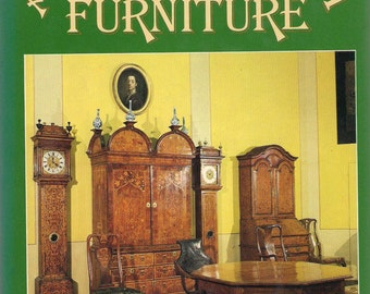 Antique English Furniture (Hardcover) by Edward T. Joy 1979. For the established collector and beginner alike