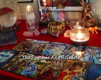 1 question Tarot Reading 10 Cards Tarot & Oracle In LIVE VIDEO and JPG