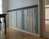 Beach Cottage Inspired Design Wainscoting (Price per linear foot. 10 foot wall 199.50 dollars)