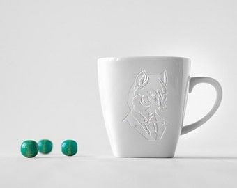"""Cup """"Mr. Fox"""""""