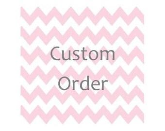 Adult Custom Necklace Order