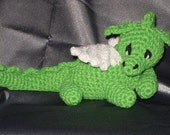 Sweet Little Dragon - Made to Order