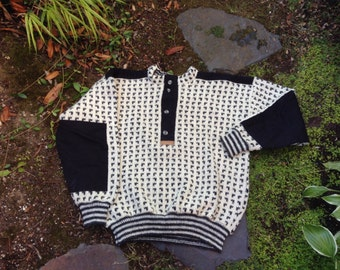 Devold, Norwegian wool sweater made in Norway size M
