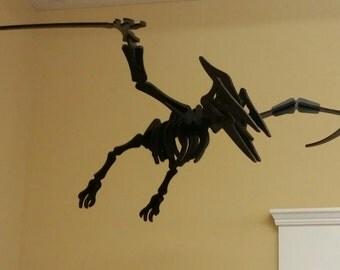 Bag of Bones: 3 Dimensional Pterodactyl Puzzle / Mobile