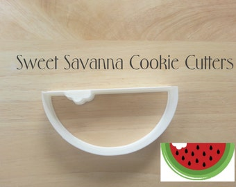 Watermelon with Bite Cookie Cutter