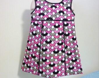 Handmade Girls Dress, Size 5