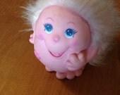 Vintage Playskool Snugglebumms Pink Momma 1984