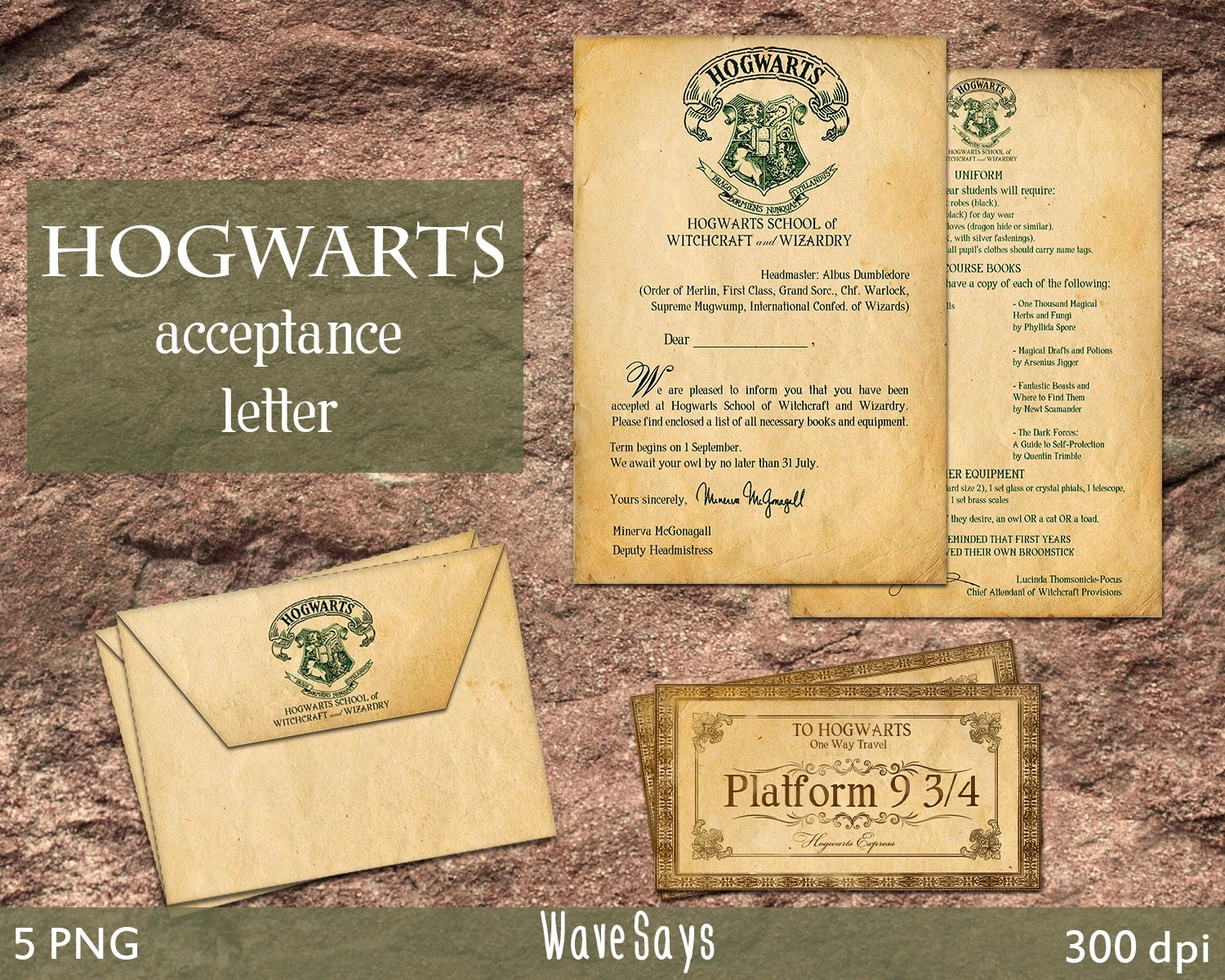 slytherin house welcome letter - photo #27
