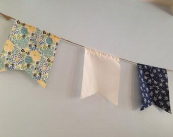 Fabric Bunting