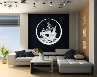 Porthole Wall Decal Etsy - Portal 2 wall decals