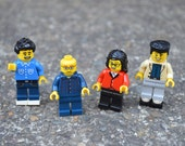Seinfigs: Seinfeld characters imagined as Lego minifigs