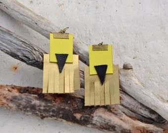 Colorado Sun earrings