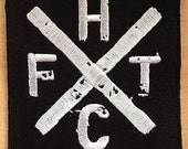 Frank Turner FTHC embroidered patch