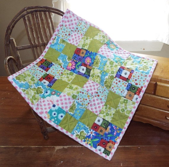 Riley Blake Small Doll Quilt