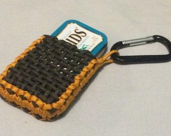 Altoids Tin Paracord Pouch - Survival Tin Paracord Pouch
