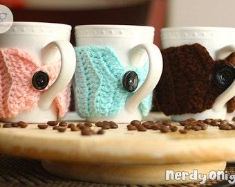 Coffee Mug Cozy/Sleeve Crochet