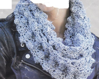 METALLIC LONG COWL