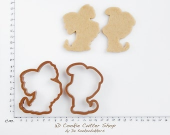 Dogs Cookie Cutter Set