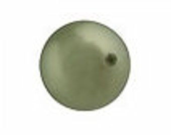 SWAROVSKI 5810 4mm Pearl -  Pack 20 Powder Green