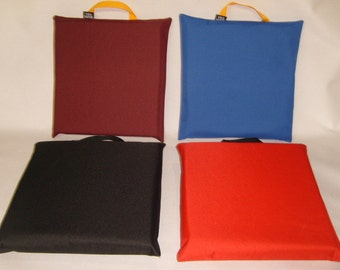 Padded Bleacher Stadium Seat Cushion,Best quality Seat Cushion,Made in U.S.A.