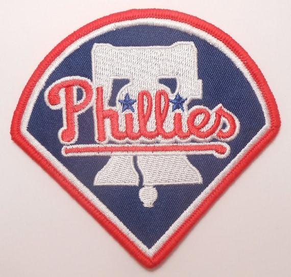 Philadelphia phillies liberty bell mlb baseball by