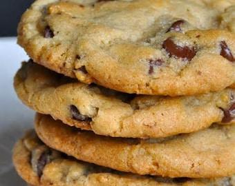 Chocolate Chip Cookies - Two Dozen